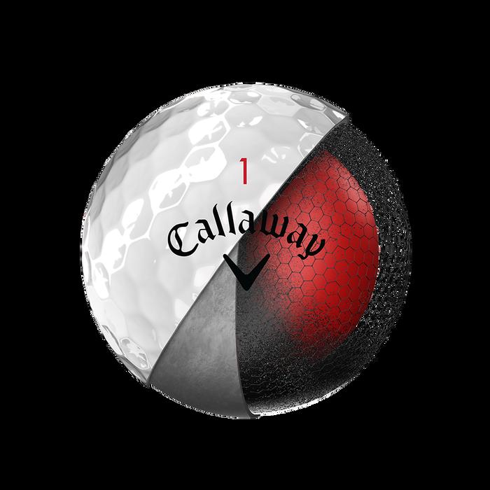 2018 Chrome Soft Golf Balls