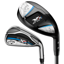 Women's XR OS Irons/Hybrids Combo Set