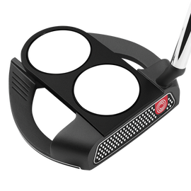 Odyssey O-Works Black 2-Ball Fang S Putter
