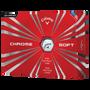 Pelota de golf Chrome Soft