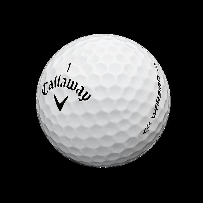Pelota de golf Warbird