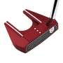 Putter Odyssey O-Works Rojo n. º 7 S