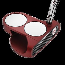 Putter Odyssey 2-Ball O-Works Rojo