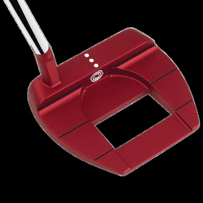 Putter Odyssey O-Works Rojo Jailbird Mini S