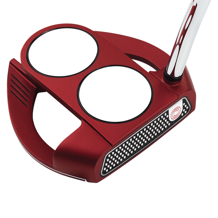 Putter Odyssey O-Works Rojo 2-Ball Fang