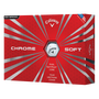 Pelota de golf Chrome Soft
