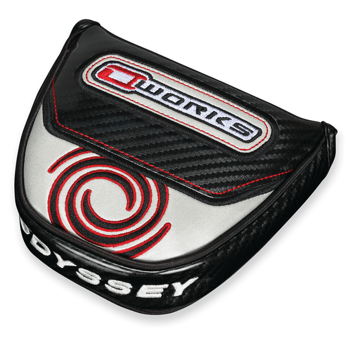 Putter Odyssey O-Works negro CS n.º 2M