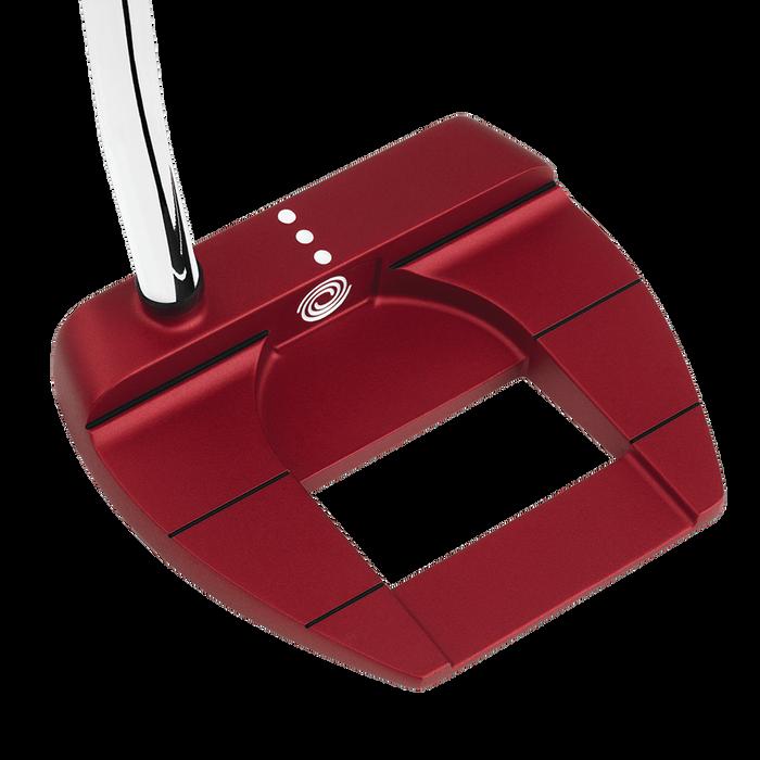 Putter Odyssey O-Works Rojo Jailbird Mini