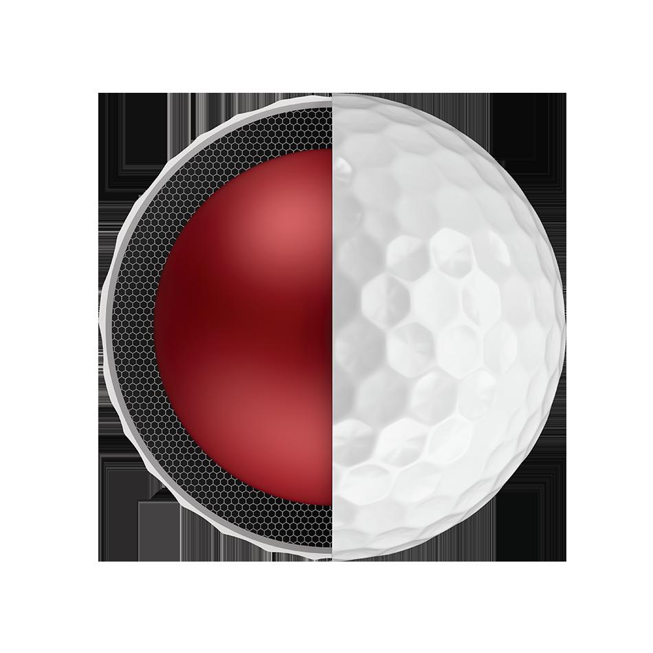 Pelota de golf Chrome Soft - View 4