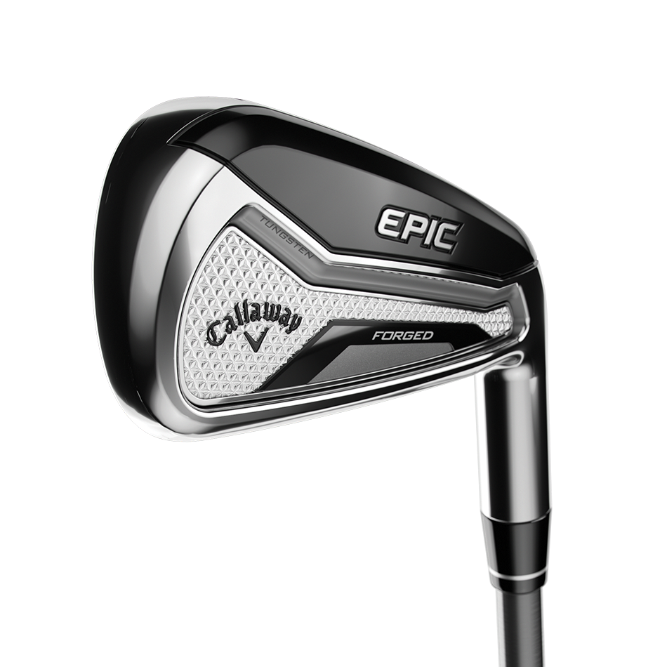 Epic Forged Irons - View 1