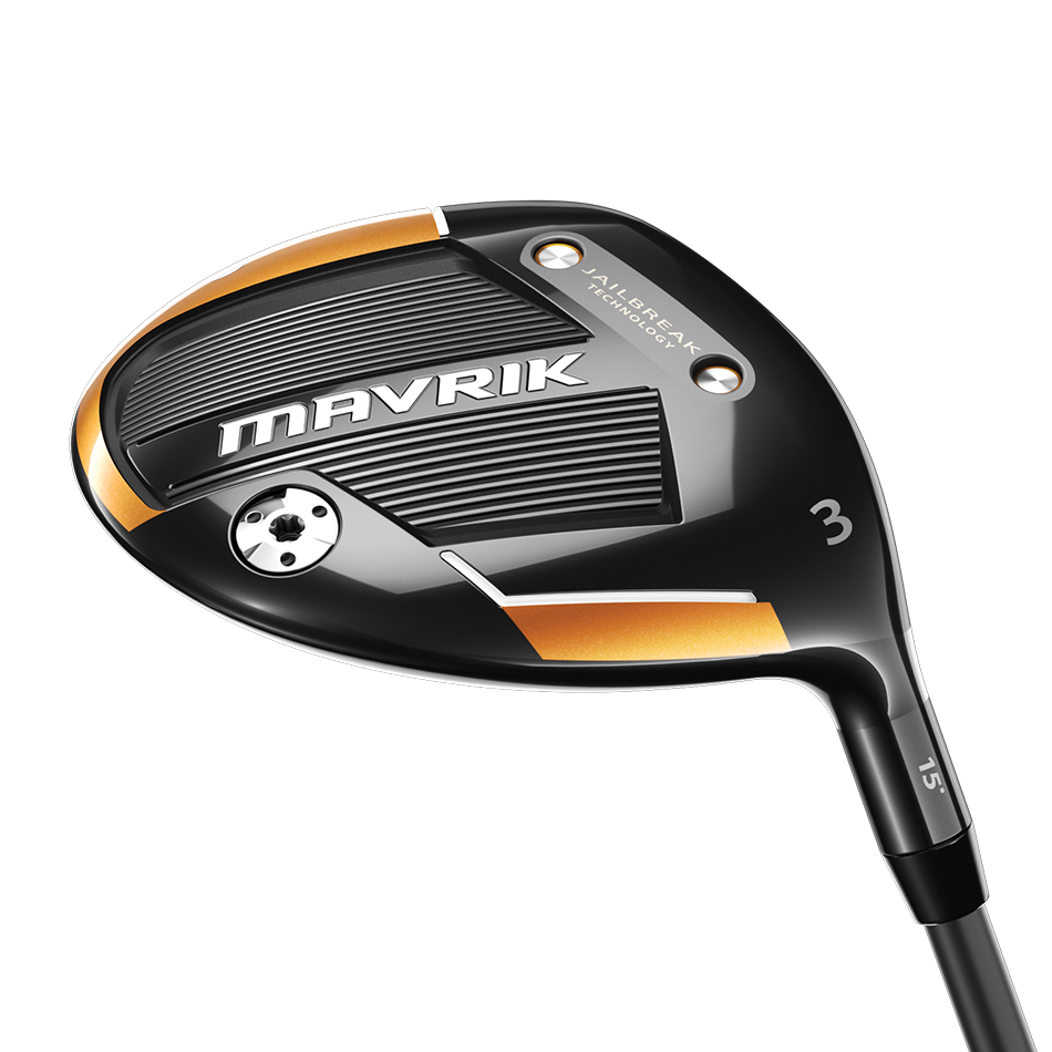 Women's MAVRIK Fairway Woods - View 1