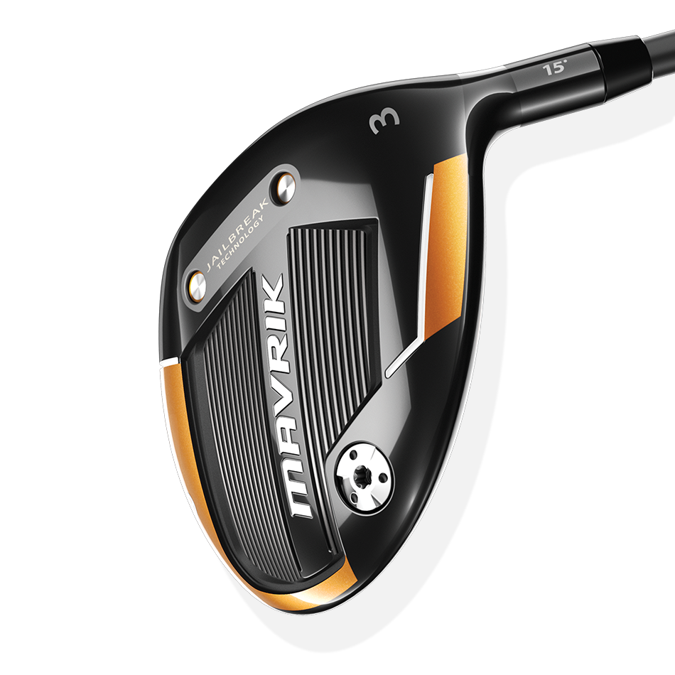 Women's MAVRIK Fairway Woods - Featured