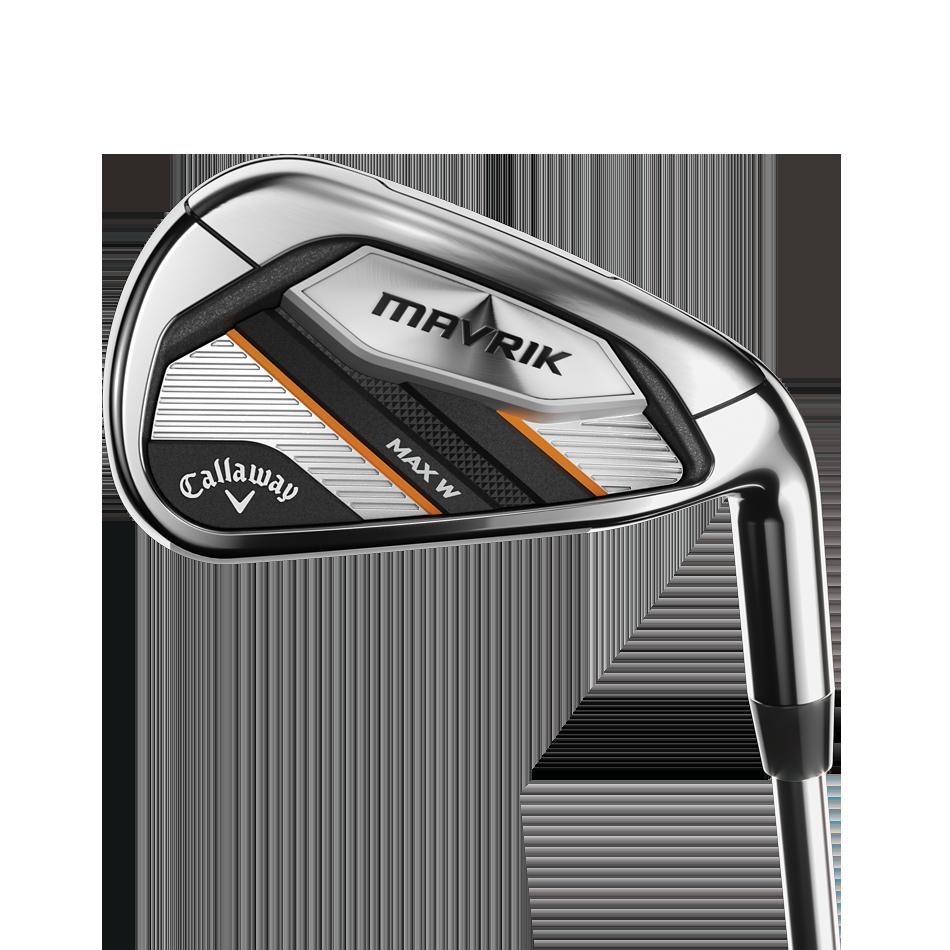 Women's MAVRIK MAX Irons/Hybrids Set - View 3