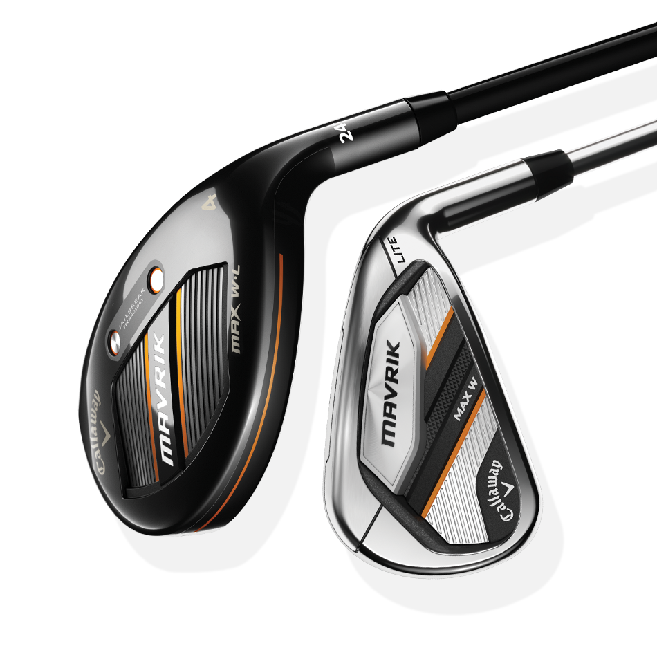 Women's MAVRIK MAX Lite Irons/Hybrids Set - Featured