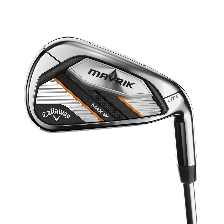 Women's MAVRIK MAX Lite Irons/Hybrids Set - View 2