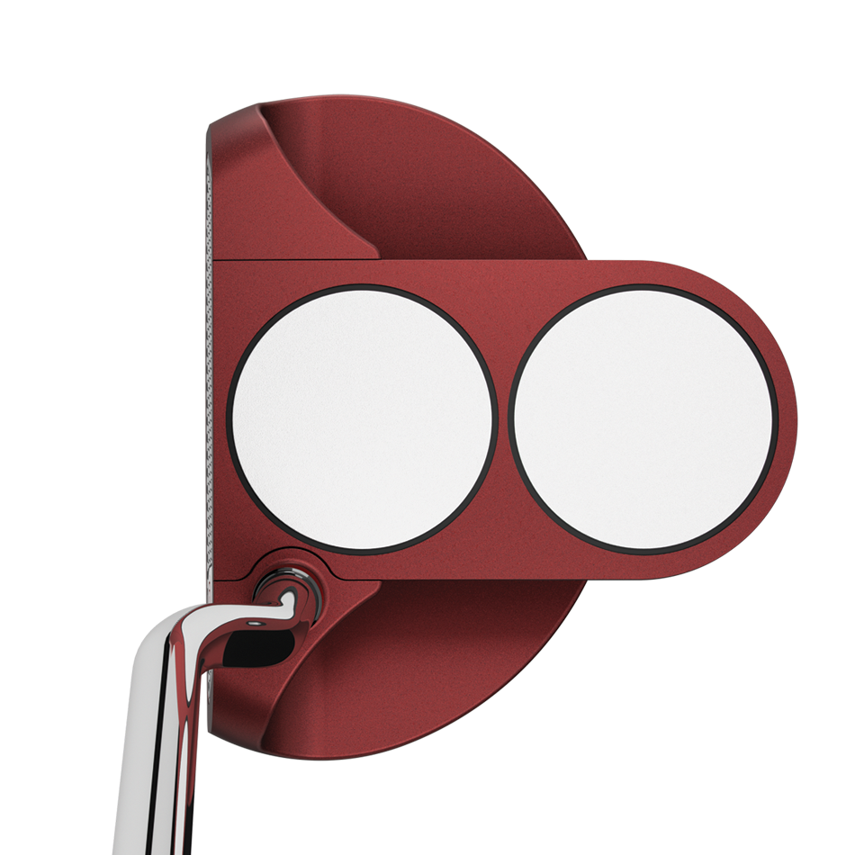 Putter Odyssey 2-Ball O-Works Rojo - View 4