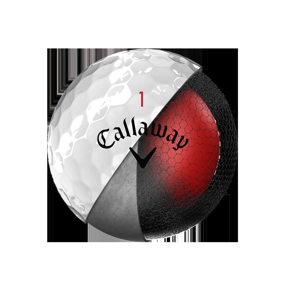 Pelota de golf Chrome Soft - View 3