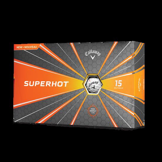 Pelota de golf Superhot 15-Pack