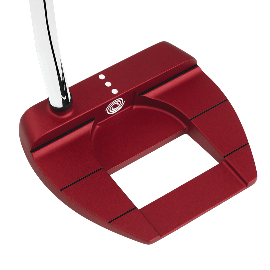 Putter Odyssey O-Works Rojo Jailbird Mini - View 3