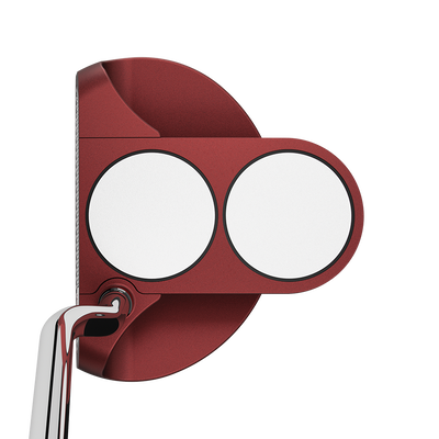 Putter Odyssey 2-Ball O-Works Rojo Thumbnail