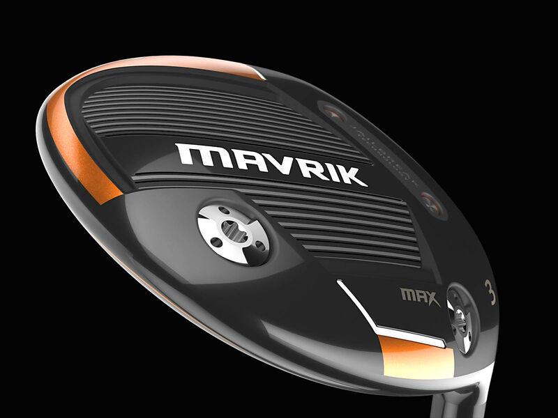 Madera de Fairway MAVRIK MAX - Featured