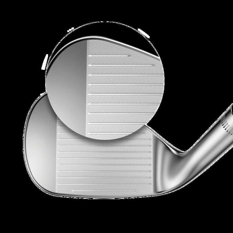 Presentación de los wedges JAWS MD5 Platinum Chrome illustration